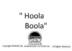 Hoola Boola Paramount Print 3