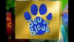 Blues Clues French logo
