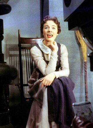 Julie Andrews Cinderella