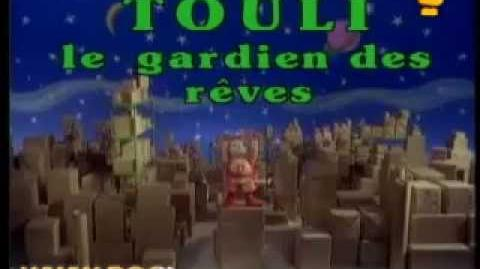 French stop motion animations Touli le gardien des rêves opening