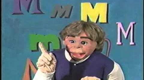 """""""Peppermint Park"""" - The Letter M (Worst Puppet Ever)"""