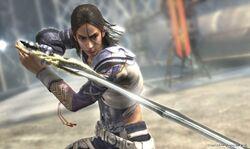 Kaim Argonar sword pose