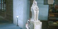 Old Sorceress' Mansion - Hallway