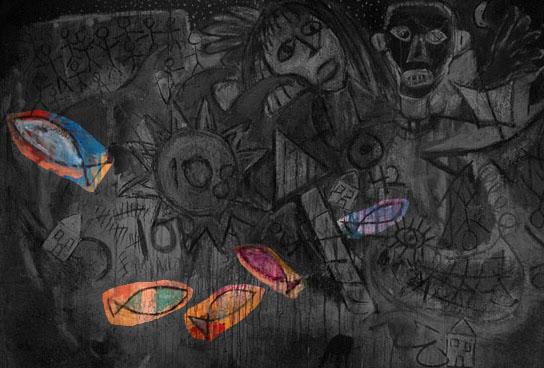 File:Mural - Fish.jpg