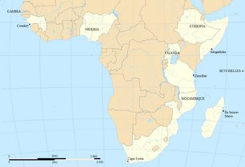 LostAfrica