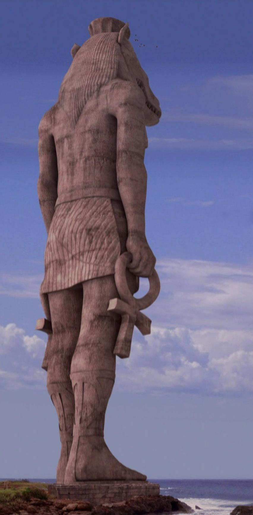 Posąg Tawaret Lostpedia Fandom Powered By Wikia