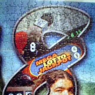 Parte central superior do quebra-cabeça 3.