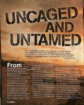 UncagedAndUntamed