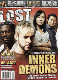 Lost The Official Magazine -3