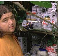Hurley's stash