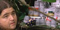 Esconderijo de comida de Hurley