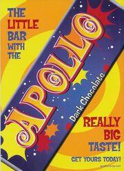 Apollo lost magazine
