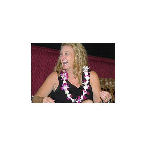 20 de Outubro de 2006, participando no painel de discussão de Lost no Festival Internacional de Filmes do Havaí em 2006