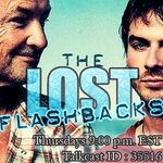 The Lost Flashbacks Logo
