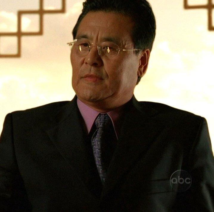 Byron Chung als Rain Chung