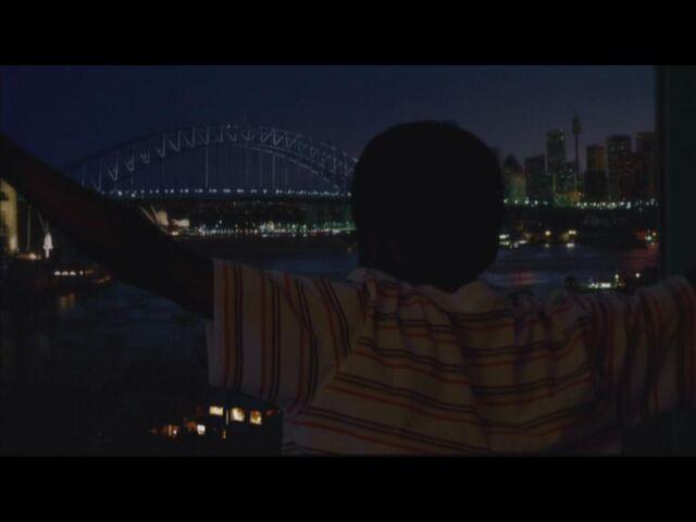 File:Walt overlooking - Sydney Harbour Bridge.jpg
