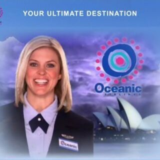 A aventura de uma vida te espera. A Oceanic Airlines te leva a lugares...