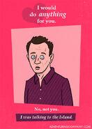 Lost Valentine Card 3