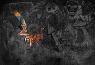 Mural - line
