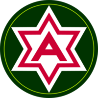 US Sixth Army Patch