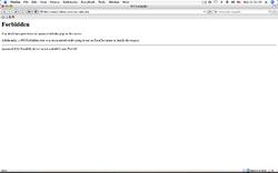 Find 815 Site 403 Error