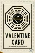 Lost Valentine Card 1