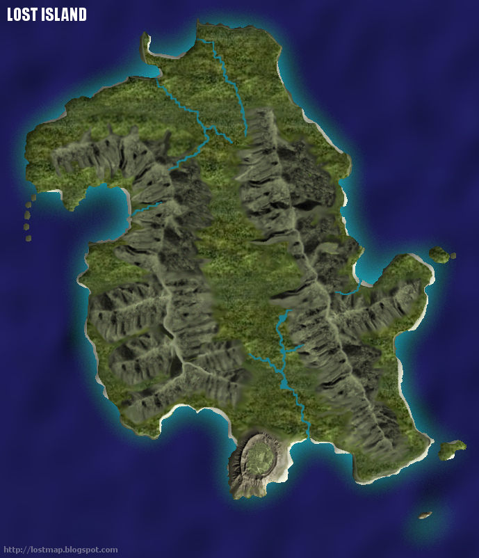 Lost Island Of Dr Brain Map