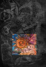 Mural - faces