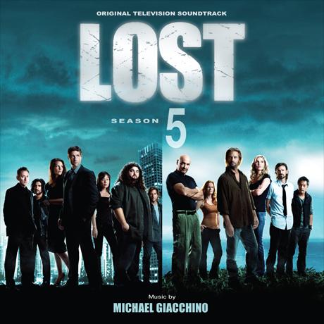Archivo:Season 5 soundtrack cover.png