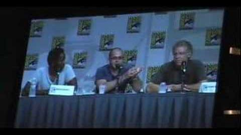 Lost at Comic Con '07 (clip 3 of 4)