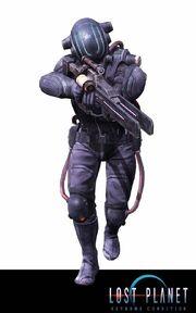 NEVEC Soldier