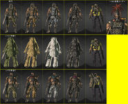 Jungle Pirates costumes