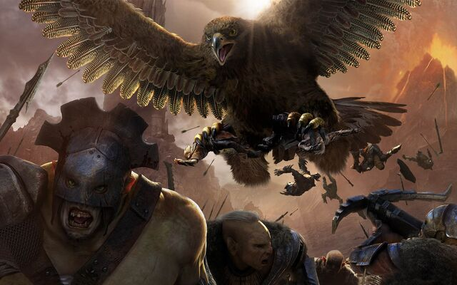 File:Eagle attacking orcs.jpeg