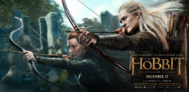 File:Desolation - Tauriel and Legolas poster.jpg