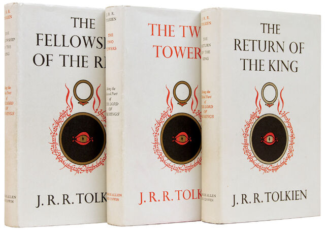 File:The Lord of the Rings First Copies.jpg