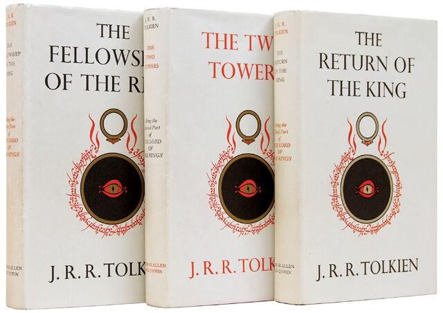קובץ:The Lord of the Rings First Copies.jpg