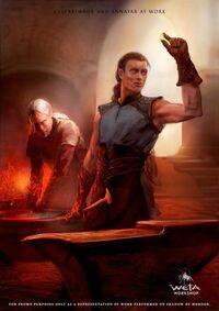 Weta Workshop - Annatar and Celebrimbor (Shadow of Mordor)