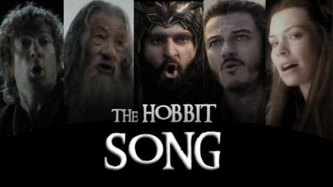 The Hobbit song - I will show you GLOVER remix