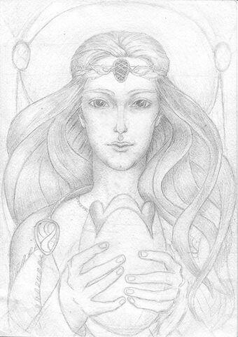 File:Elven maid by Losse elda.jpg