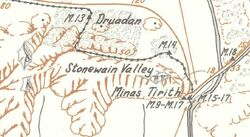 Stonewain Valley on map