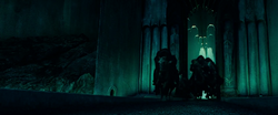 The Nine leaving Minas Morgul