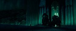 The Nine leaving Minas Morgul