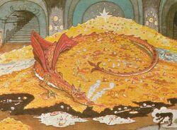 Иллюстрация Джона Толкина