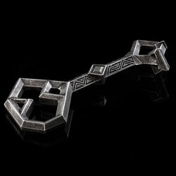 The key to erebor