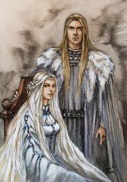 Līga Kļaviņa - Royal Couple