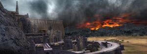 Minas Tirith BFME