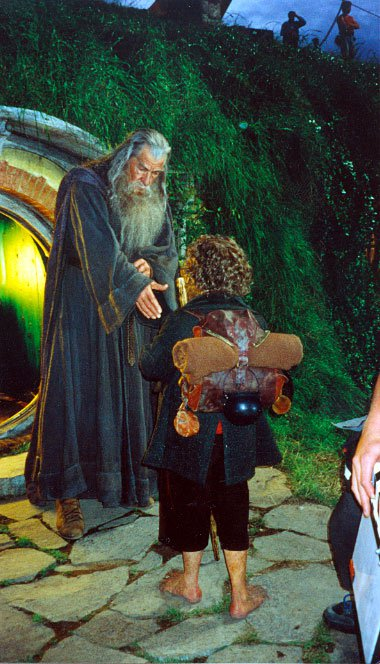 an analysis of the characters of gandalf and bilbo baggins in the book lord of the rings Detailed analysis of characters in jrr tolkien's the lord of the rings  frodo  is the nephew of bilbo baggins and the heir of his estate  gandalf convinces  him that keeping the ring endangers the shire—not to mention the entire world   drawn character, the successor to bilbo of the first book, the genuine hobbit.