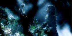 Aragorn in Rivendell