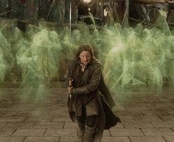 Aragorn-Dead army