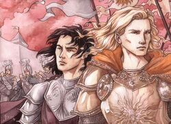Jenny Dolfen - Glorfindel and Ecthelion